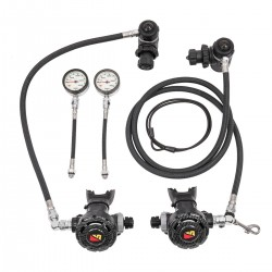 Nomad XT Regulator Set